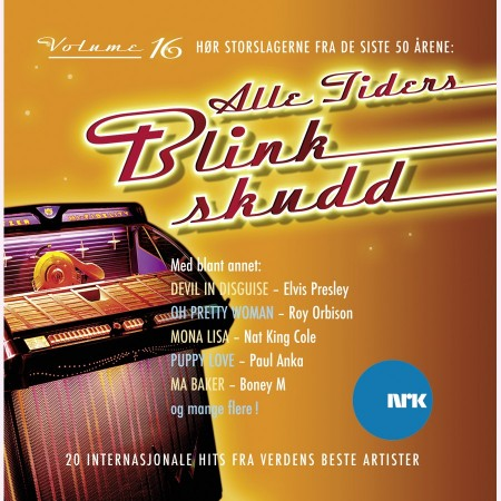 Alle Tiders Blinkskudd Volume 16