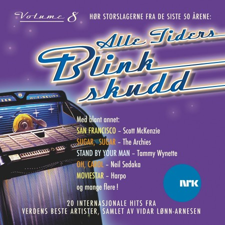 Alle Tiders Blinkskudd Volume 8